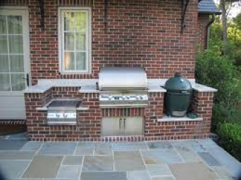 Custom Grills, Outdoor Living, Outdoor Kitchens, Custom Masonry